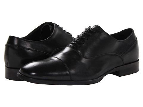 Calvin Klein - Carlton (Black) Men's Shoes
