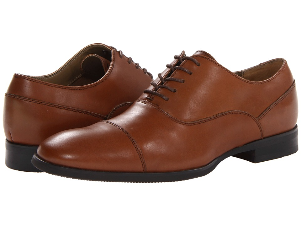 Calvin Klein - Carlton (Cognac) Men's Shoes