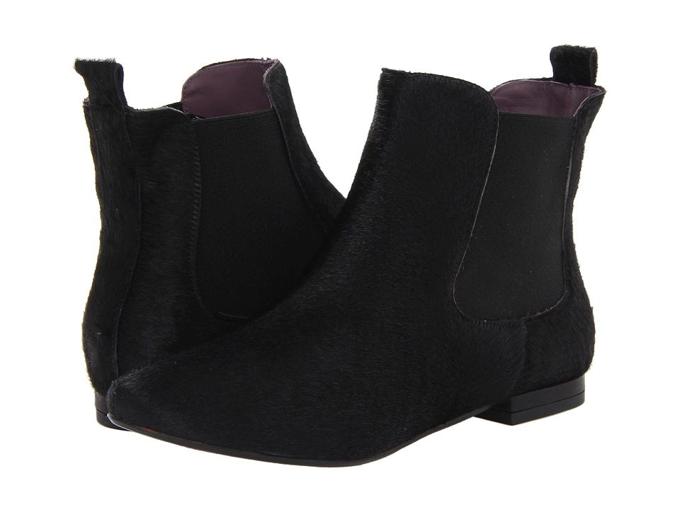 Kooba - Maggie (Black Pony Hair) Women's Boots