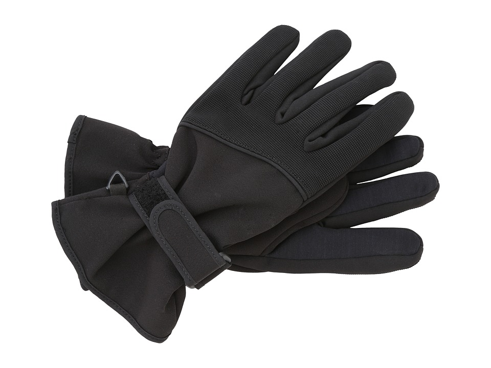 Echo Design - Echo Touch Fleece Glove (Black) Extreme Cold Weather Gloves