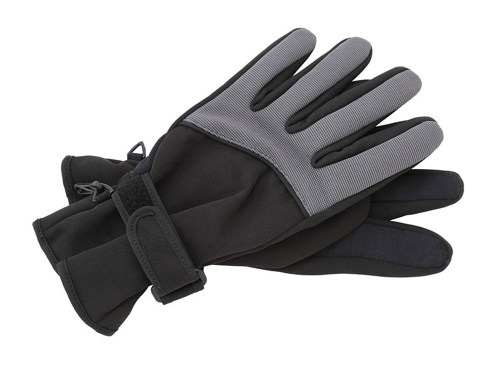 Echo Design - Echo Touch Fleece Glove (Grey) Extreme Cold Weather Gloves