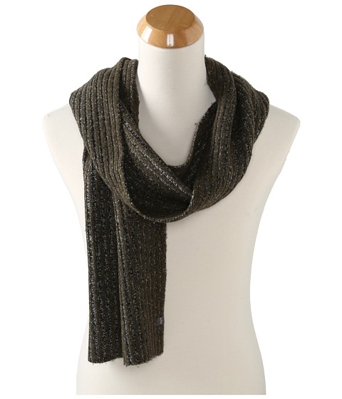 Echo Design - Plated Muffler (Olive Drab) Scarves