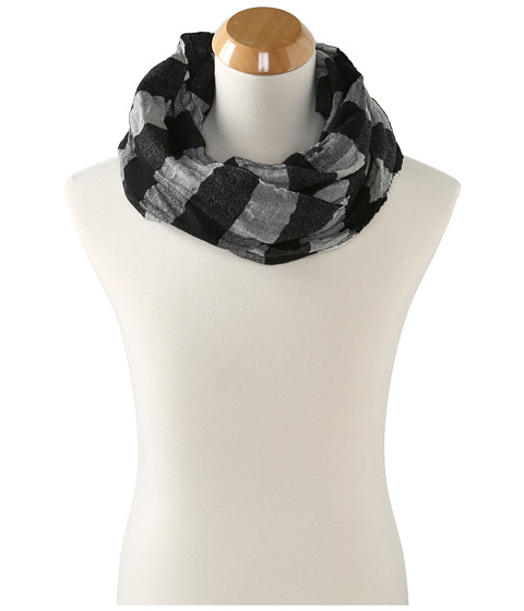 Echo Design - Loop w/ Steel (Black) Scarves