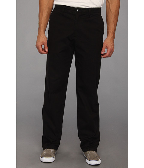 Dockers Men's - All The Time Khaki D3 Classic Fit (Black) Men's Casual Pants