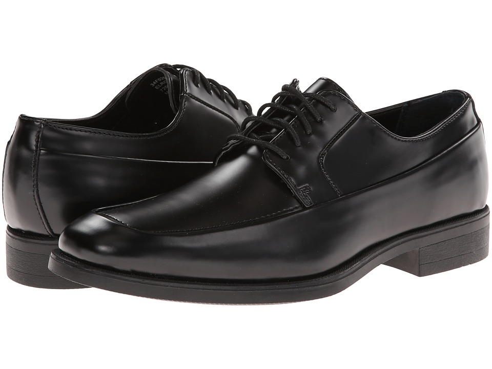 Calvin Klein - Elroy (Black Box Smooth) Men's Shoes