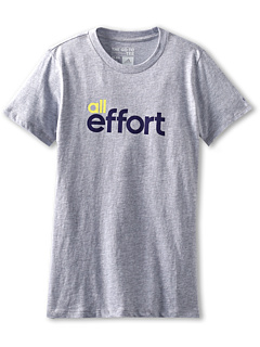 SALE! $9.99 - Save $8 on adidas Kids Adi All Short Sleeve Tee (Little Kids Big Kids) (Medium Heather Grey) Apparel - 44.50% OFF $18.00
