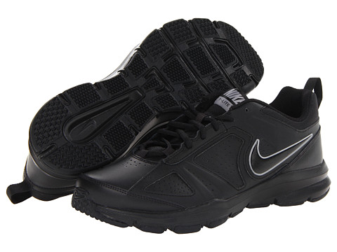 Nike - T-Lite XI (Black/Metallic Cool Grey/Black) Women's Cross Training Shoes