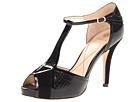 Isola - Catalina (Black King Suede/Snake Print) - Footwear