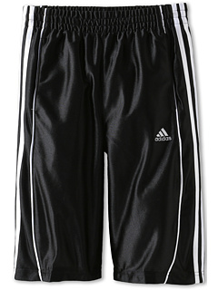 SALE! $9.99 - Save $12 on adidas Kids Youth Basic 3 Stripe Short (Little Kids Big Kids) (Black) Apparel - 54.59% OFF $22.00