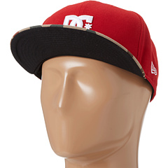 SALE! $16.99 - Save $11 on DC Empire SE Hat (Red Camo) Hats - 39.32% OFF $28.00