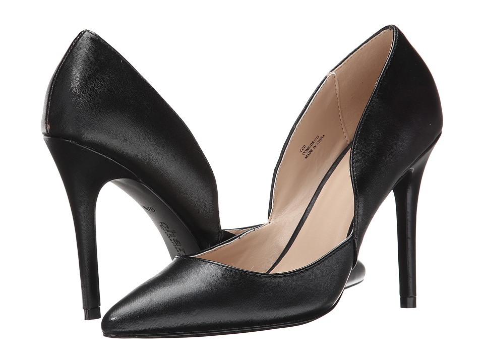 Charles by Charles David - Parker (Black Smooth) High Heels