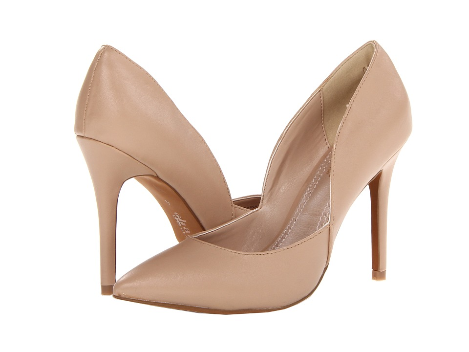 Charles by Charles David - Parker (Nude Smooth) High Heels