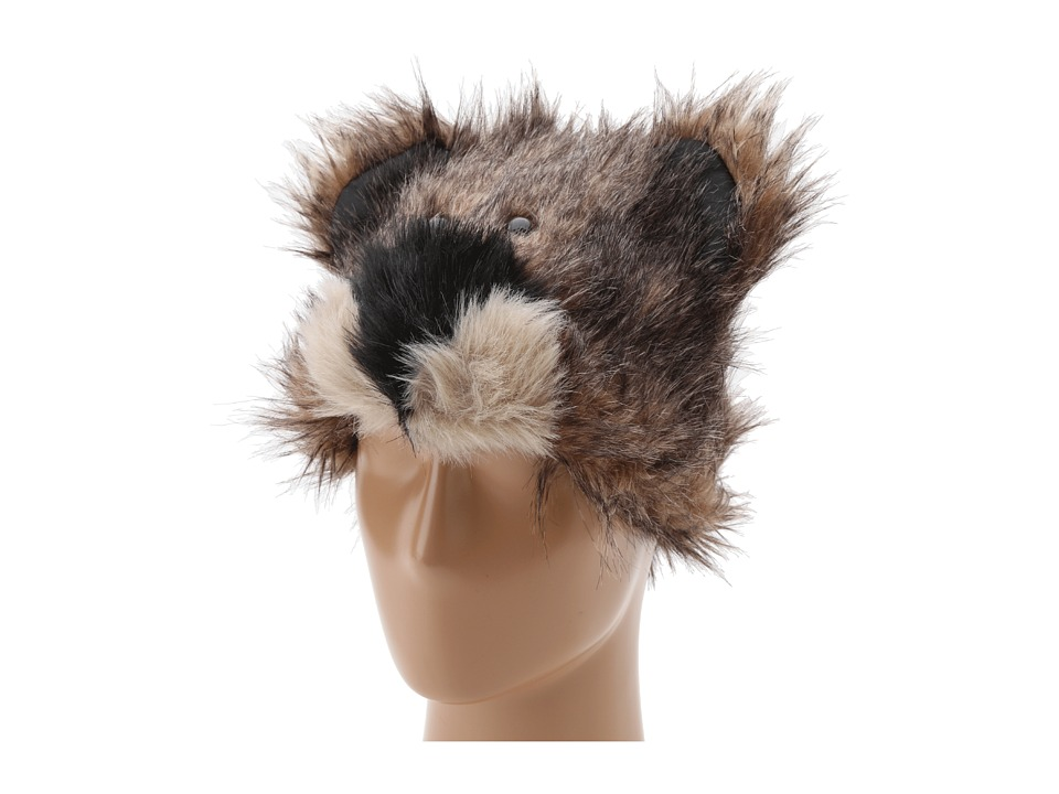 San Diego Hat Company - FFH6780 Faux Fur Bear Hat (Brown) Traditional Hats