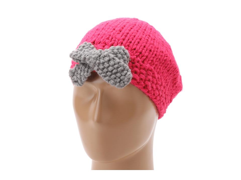 San Diego Hat Company - KNH3264 Knit Bow Beanie (Sherbert) Beanies