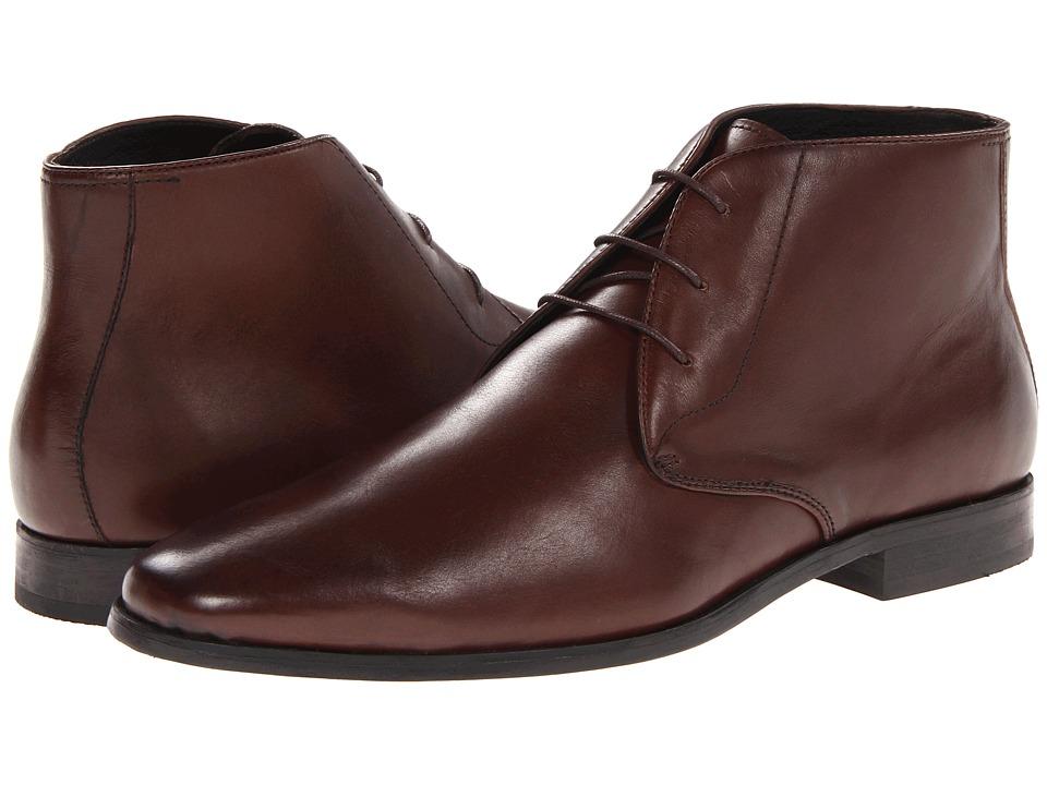 Florsheim - Jet Chukka Boot (Brown) Men's Dress Boots