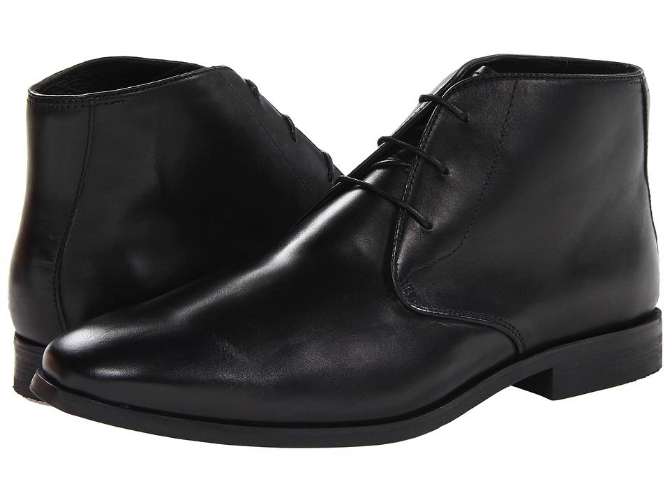 Florsheim Jet Chukka Boot (Black) Men's Dress Boots