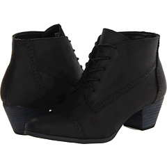 Bass Porter (Black Leather) Footwear