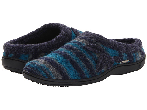 Acorn - Dara (Turquoise Stripe) Women's Shoes