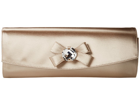 Stuart Weitzman - Spoton (Blonde) Clutch Handbags