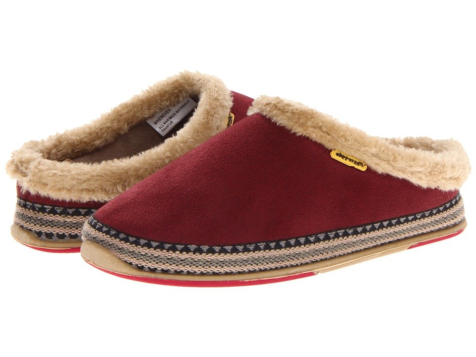 Deer Stags Whenever Womens Slippers (Pink)