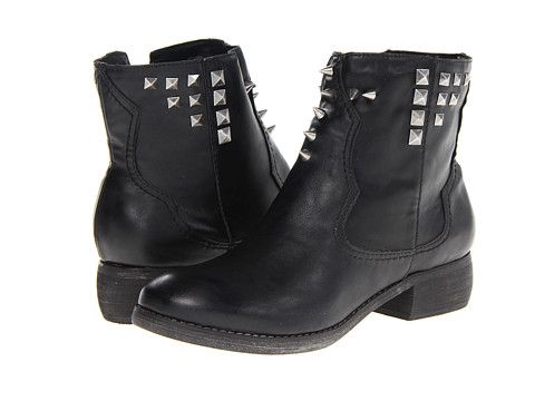 C Label - Cathy-8 (Black) Women's Boots