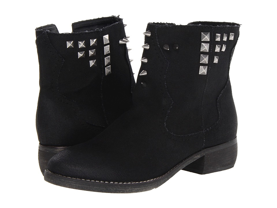 C Label - Cathy-8B (Charcoal) Women's Zip Boots
