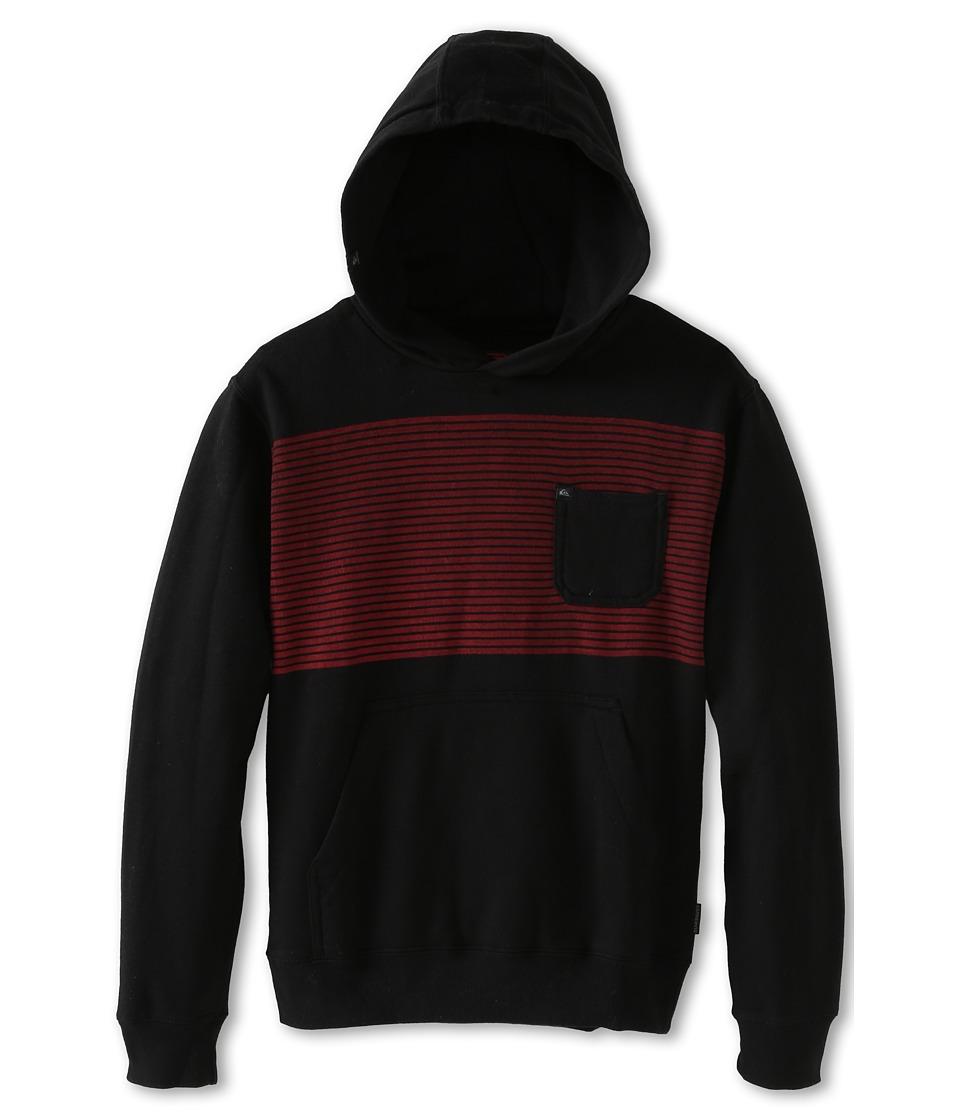 Quiksilver Kids Slammer Boys Sweatshirt (Black)