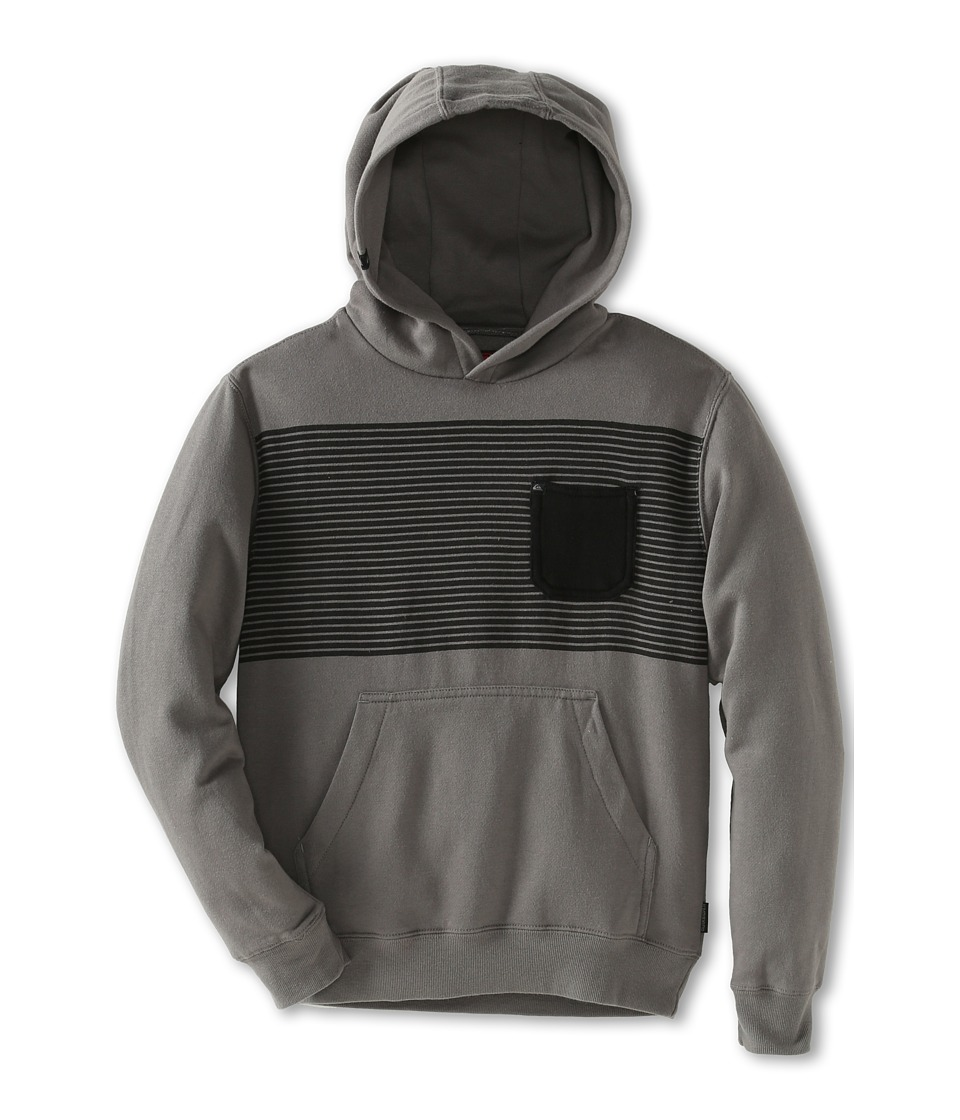 Quiksilver Kids Slammer Boys Sweatshirt (Gray)