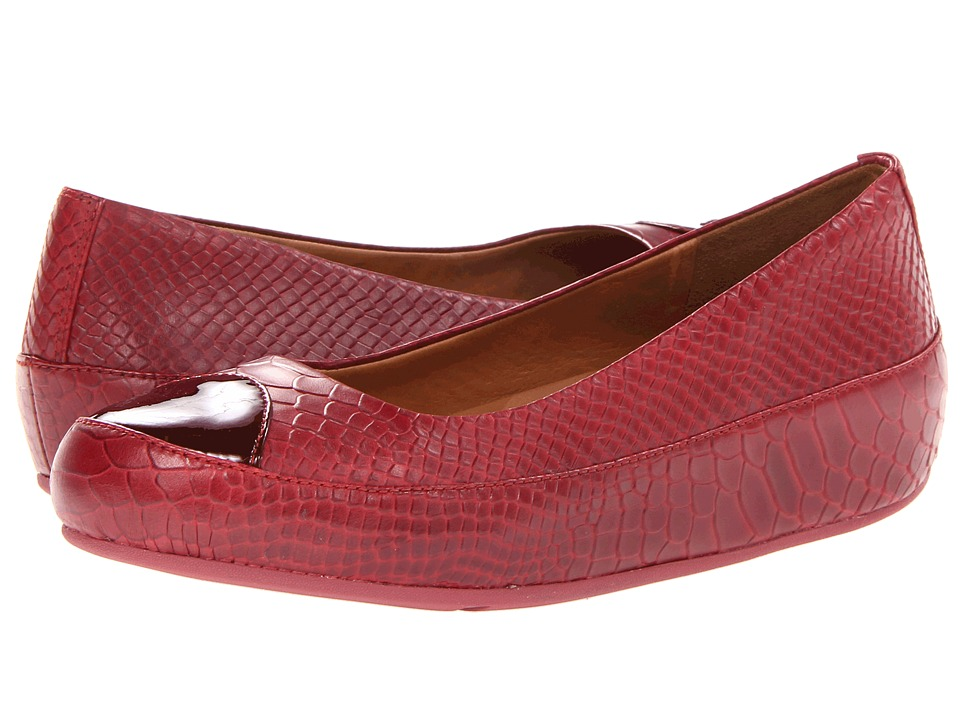 FitFlop - Due Snake (Jam) Women's Shoes