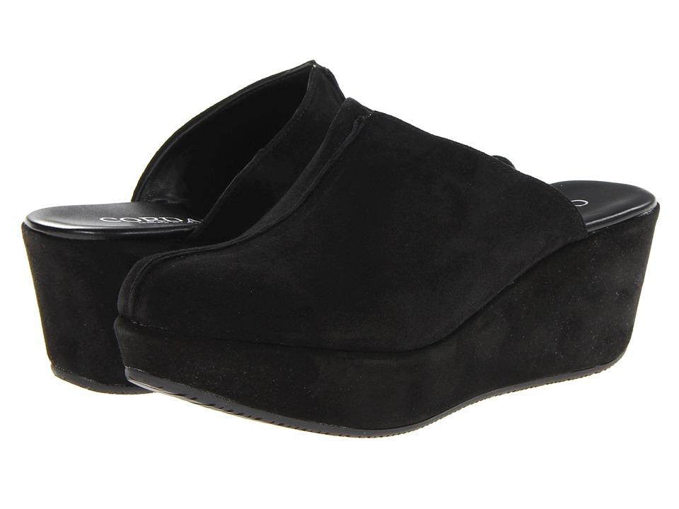 Cordani - Darma 2 (Black Suede) Women's Clog Shoes