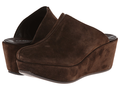 Cordani - Darma 2 (Brown Suede) Women's Clog Shoes