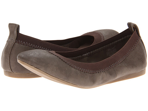 Wanted - Please (Grey) Women's Flat Shoes