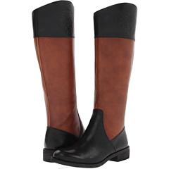 Vince Camuto Kellini (West Brown Black) Footwear