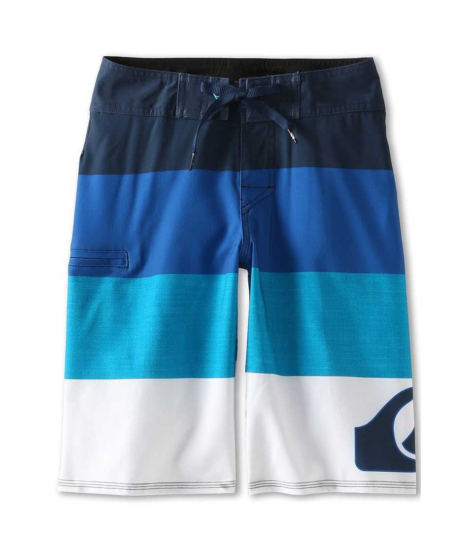 Quiksilver Kids Clink Boys Swimwear (Blue)