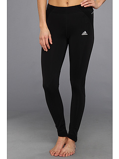 SALE! $44.99 - Save $35 on adidas Sequencials Long Brushed Tight (Black) Apparel - 43.76% OFF $80.00
