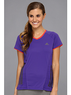 SALE! $16.99 - Save $23 on adidas Supernova Short Sleeve Tee (Blast Purple) Apparel - 57.53% OFF $40.00