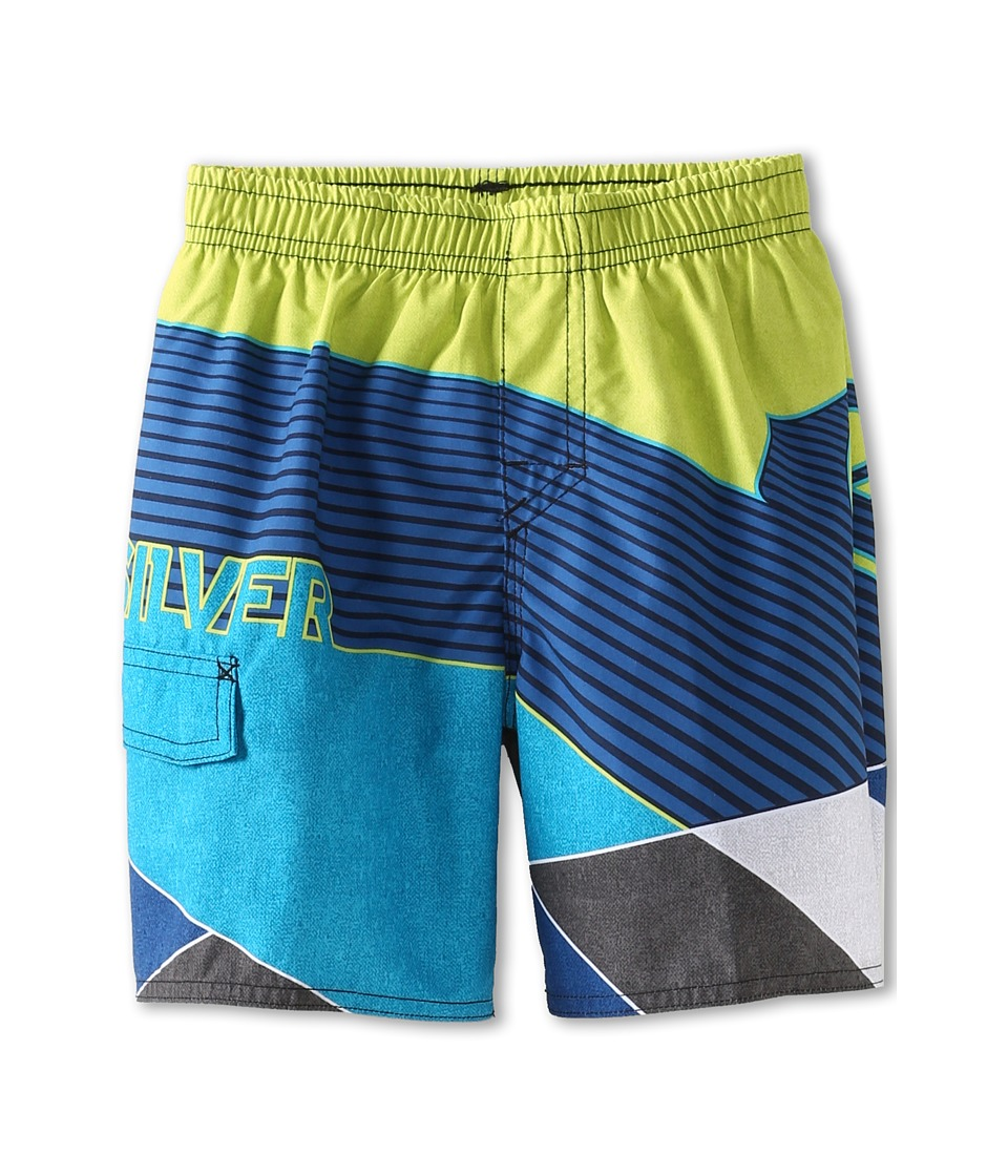 Quiksilver Kids Beach Day Volley Boys Swimwear (Green)