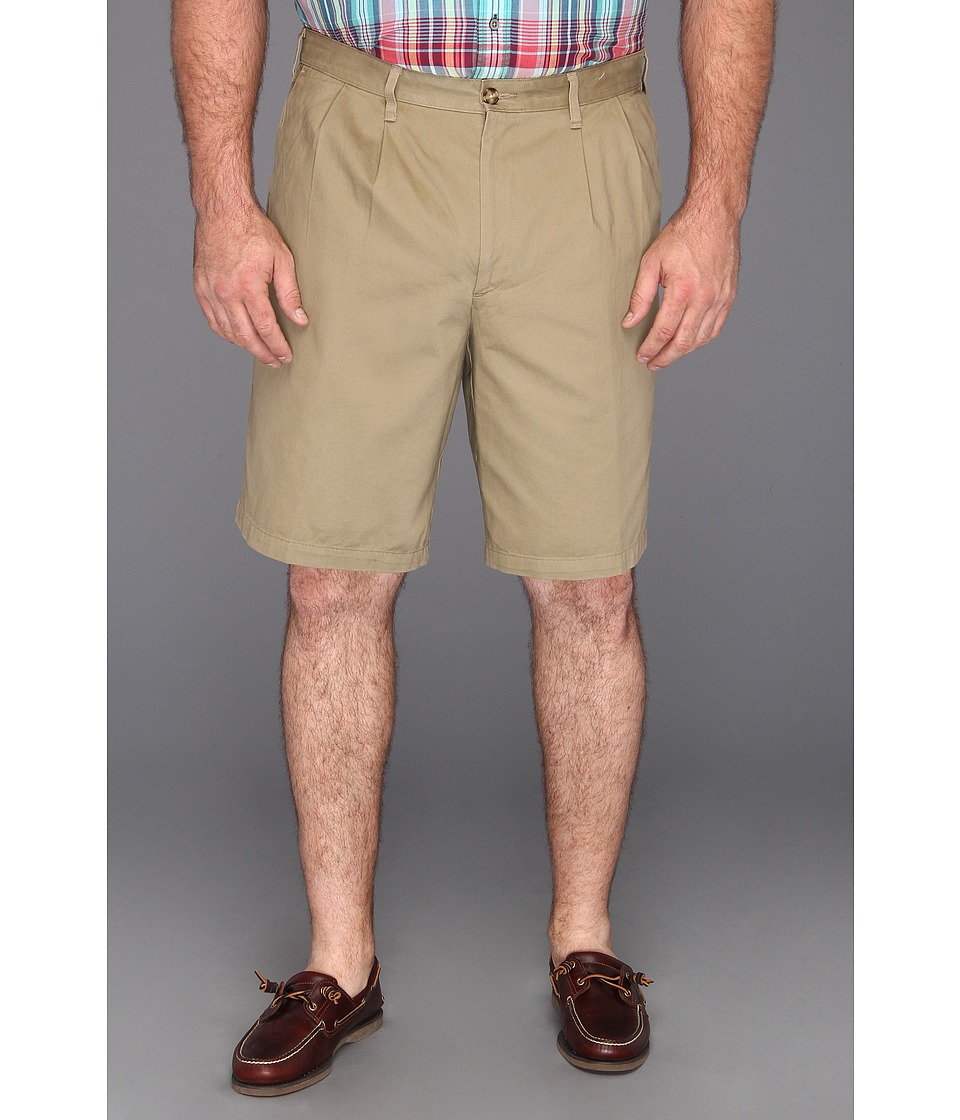 Dockers Big & Tall - Big Tall D3 Classic Fit Double Pleat Short (New British) Men's Shorts