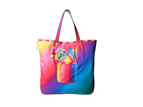 LeSportsac - Le Sweet Tote W/Pocket (Sugar Stash) Tote Handbags