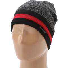 SALE! $14.99 - Save $10 on Manzella Humboldt Beanie (Black Red) Hats - 40.04% OFF $25.00