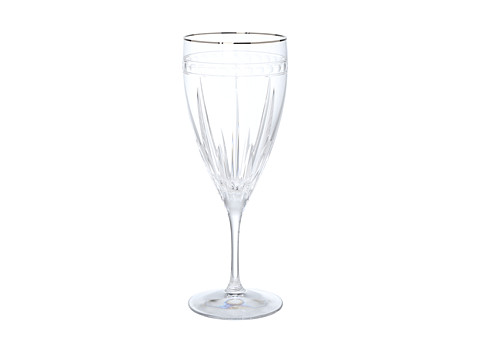 Lenox - Vintage Jewel Platinum Signature All Purpose Beverage Glass (Clear) Dinnerware Cookware