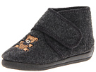 Cienta Kids Shoes - 133027 (Infant/Toddler) (Dark Gray) - Footwear