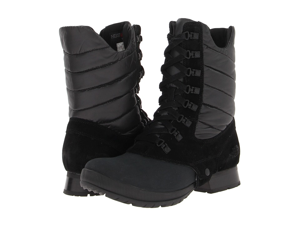 The North Face - Zophia Mid (TNF Black/TNF Black) Women's Boots