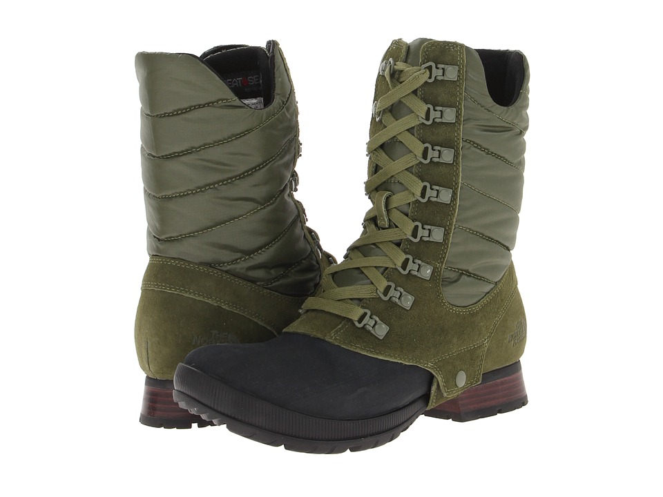 The North Face - Zophia Mid (Grecian Green/TNF Black) Women