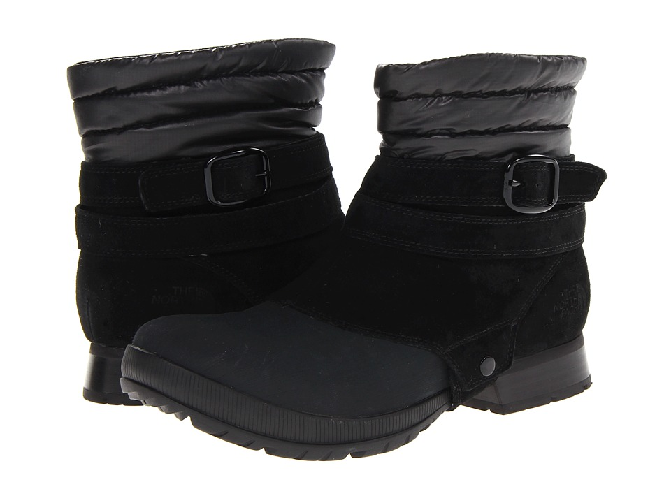 The North Face - Zophia Bootie (TNF Black/TNF Black) Women