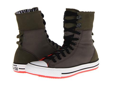 Converse Chuck Taylor All Star Elsie Rolldown - Animal (Grape Leaf) Women's Shoes