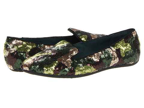 Dimmi Footwear - Relief (Camo Sequin) Women's Shoes