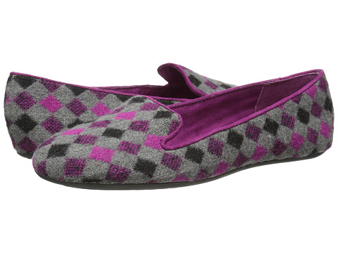 Dimmi Footwear - Relief (Fuchsia/Grey) Women's Shoes