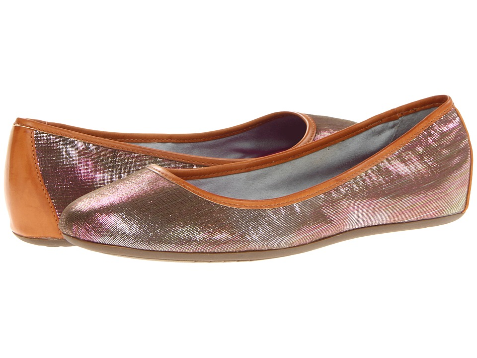 Dimmi Footwear - Resting (Metallic Blush) Women's Shoes