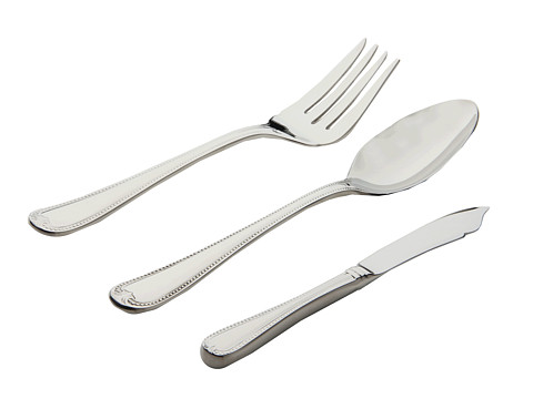 Lenox - Vintage Jewel 3 Piece Serving Set (Stainless) Flatware Cookware